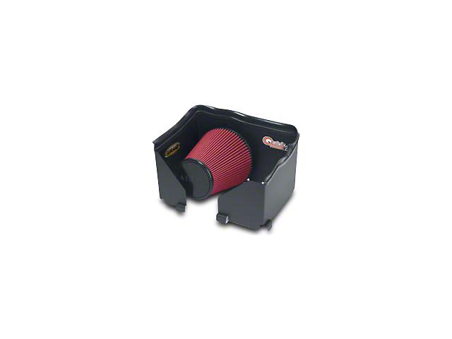 Airaid QuickFit Air Dam w/ SynthaFlow Oiled Filter (06-08 3.7L RAM 1500)