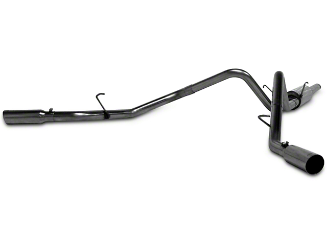 MBRP 3 in. Pro Series Dual Exhaust System - Side Exit (04-08 5.7L RAM 1500)