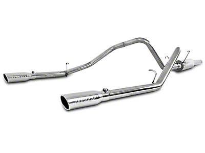 MBRP 2.5 in. XP Series Dual Exhaust System - Rear Exit (03-08 5.7L RAM 1500)