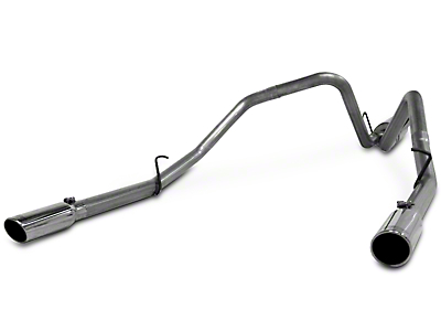 MBRP 2.5 in. Installer Series Dual Exhaust System - Rear Exit (03-08 5.7L RAM 1500)