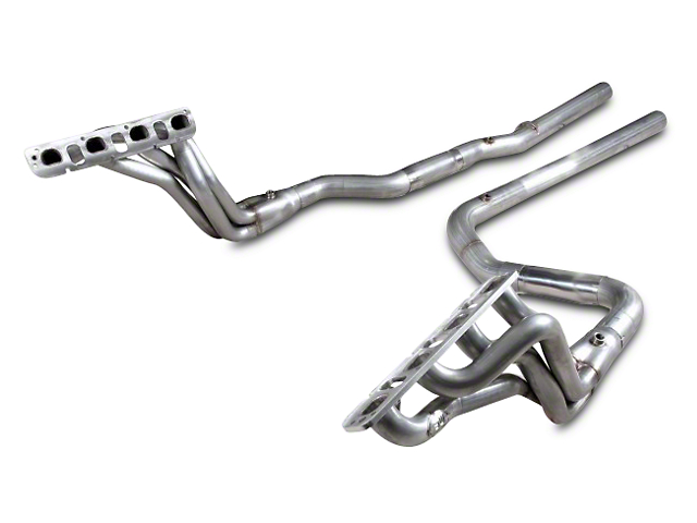Stainless Works 1-7/8 in. Headers w/ Off-Road Y-Pipe - Factory Connect (09-18 5.7L RAM 1500 Quad Cab, Crew Cab)