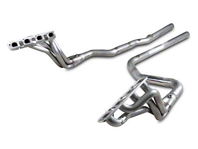 Stainless Works 1-7/8 in. Headers w/ Off-Road Leads - Performance Connect (09-18 5.7L RAM 1500 Quad Cab, Crew Cab)