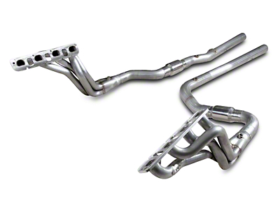 Stainless Works 1-7/8 in. Headers w/ Catted Leads - Performance Connect (09-18 5.7L RAM 1500 Quad Cab, Crew Cab)