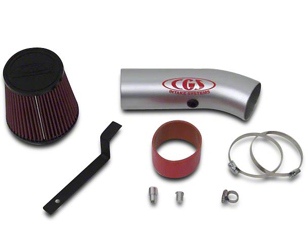 CGS Motorsports Cold Air Intake - Ceramic Silver (03-08 5.7L RAM 1500)