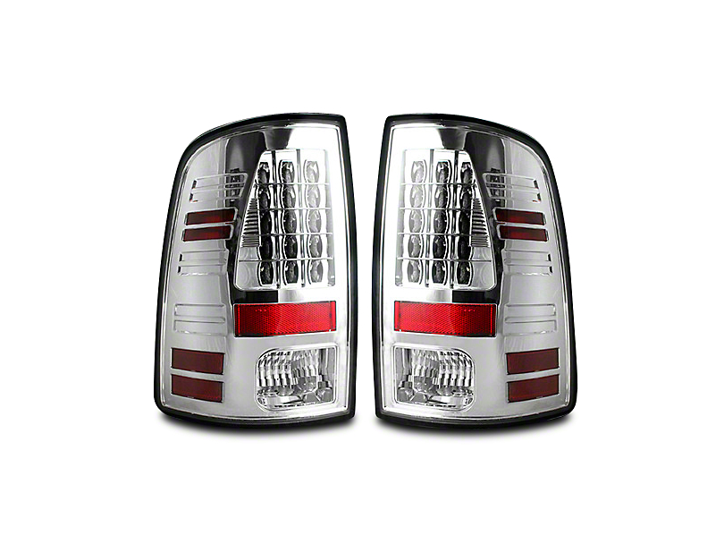 LED Tail Lights - Clear Lens (09-18 RAM 1500)