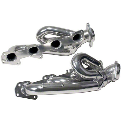 BBK 1-3/4 in. Tuned Length Shorty Headers - Ceramic (09-18 5.7L RAM 1500)