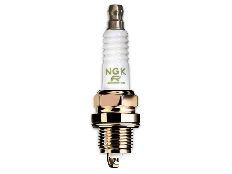NGK V-Power Spark Plug (2002 5.9L)