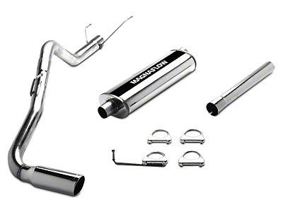 Magnaflow MF Series Single Exhaust System - Side Exit (03-08 5.7L RAM 1500)