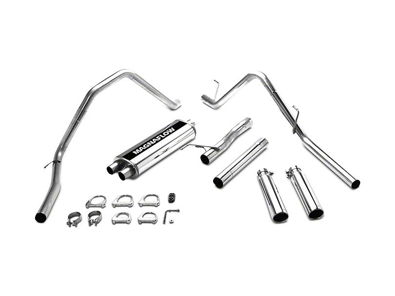 Magnaflow MF Series Dual Exhaust System - Rear Exit (03-07 5.7L RAM 1500)