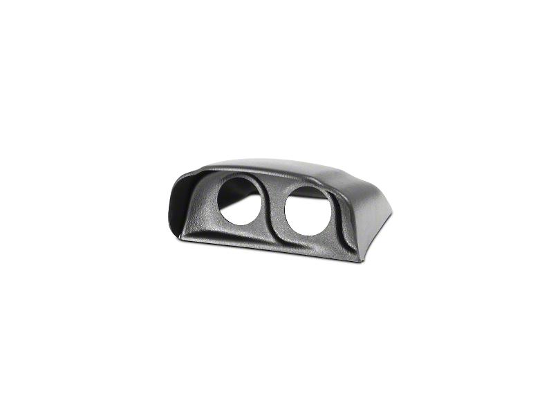 Auto Meter Dash Top Gauge Pod - Dual (02-08 RAM 1500)