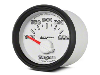 Wondrous How To Install Auto Meter Factory Match Transmission Temp Gauge Wiring Digital Resources Apanbouhousnl
