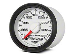 Auto Meter Factory Match Transmission Temp Gauge; Digital Stepper Motor (02-08 RAM 1500)