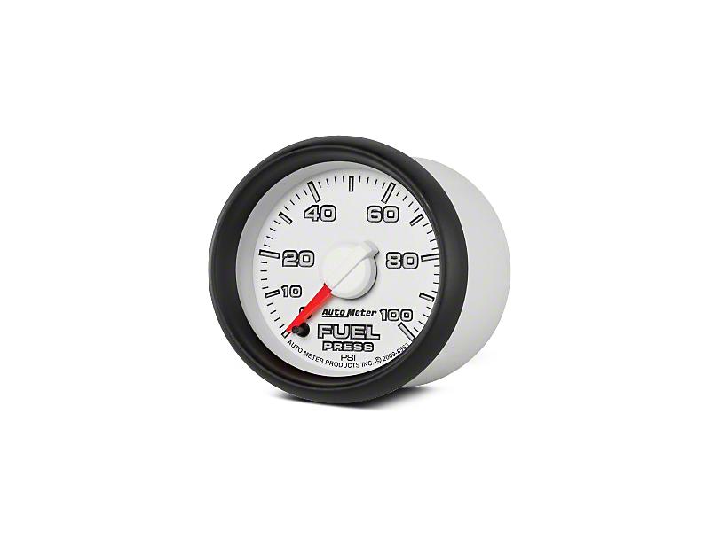 Auto Meter Factory Match Fuel Pressure Gauge - Digital Stepper Motor (02-08 RAM 1500)