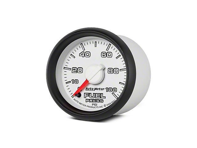 Auto Meter Factory Match Fuel Pressure Gauge - Digital Stepper Motor (02-08 RAM 1500)