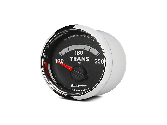 Auto Meter Factory Match Transmission Temp Gauge - Electrical (09-18 RAM 1500)