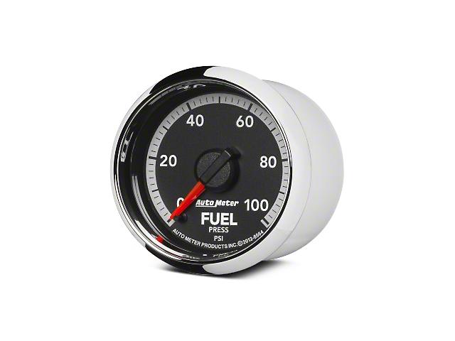 Auto Meter Factory Match Fuel Pressure Gauge - 0-100 PSI - Digital Stepper Motor (09-18 RAM 1500)