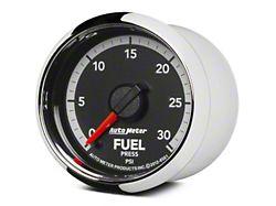 Auto Meter Factory Match Fuel Pressure Gauge; 0-30 PSI; Digital Stepper Motor (09-18 RAM 1500)
