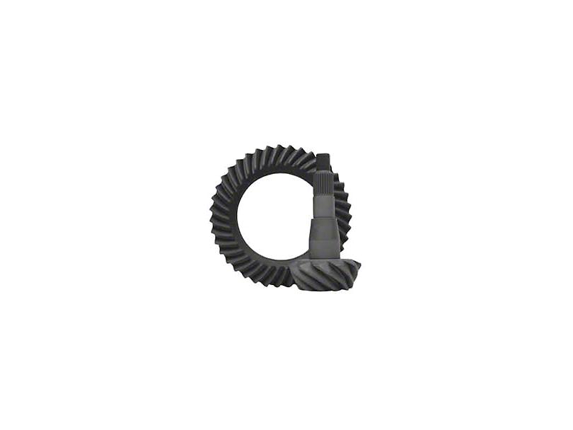 Yukon Gear 9.25 in. ZF Rear Axle Ring Gear and Pinion Kit - 3.55 Gears (11-18 RAM 1500)