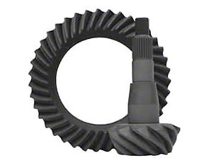 Yukon Gear 8.0 in. IFS Front Ring Gear and Pinion Kit - 4.56 Gears (02-11 RAM 1500)
