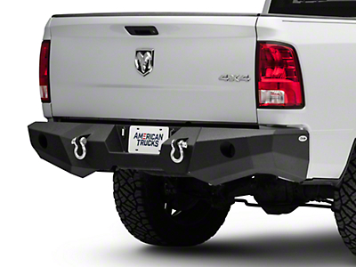 DV8 Off-Road Recovery Rear Bumper (13-15 RAM 1500)