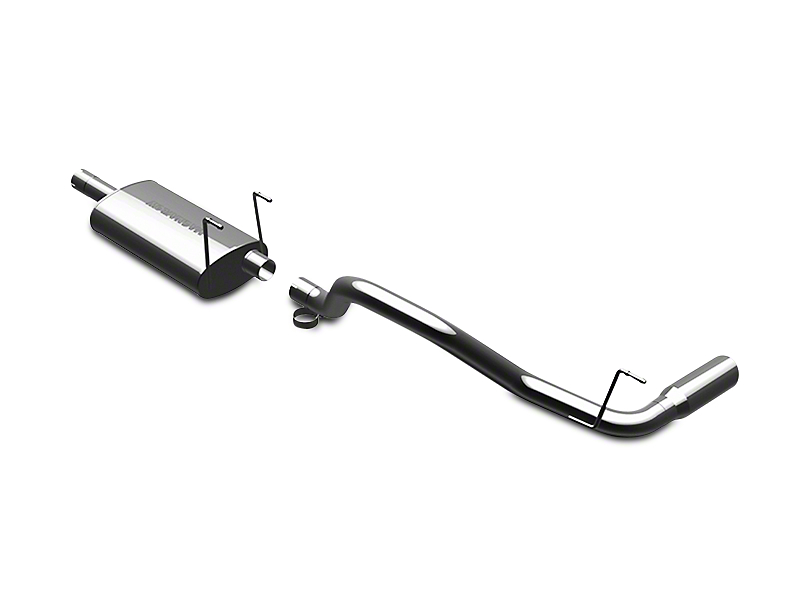 Magnaflow MF Series Single Exhaust System - Side Exit (09-18 5.7L RAM 1500)