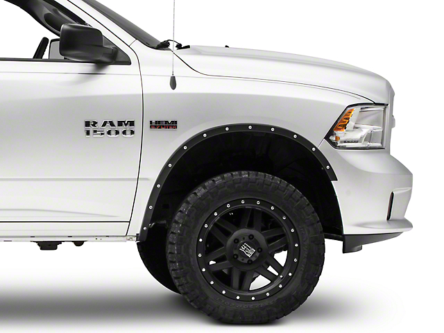 RBP Body Armor Fender Trim (09-14 RAM 1500)