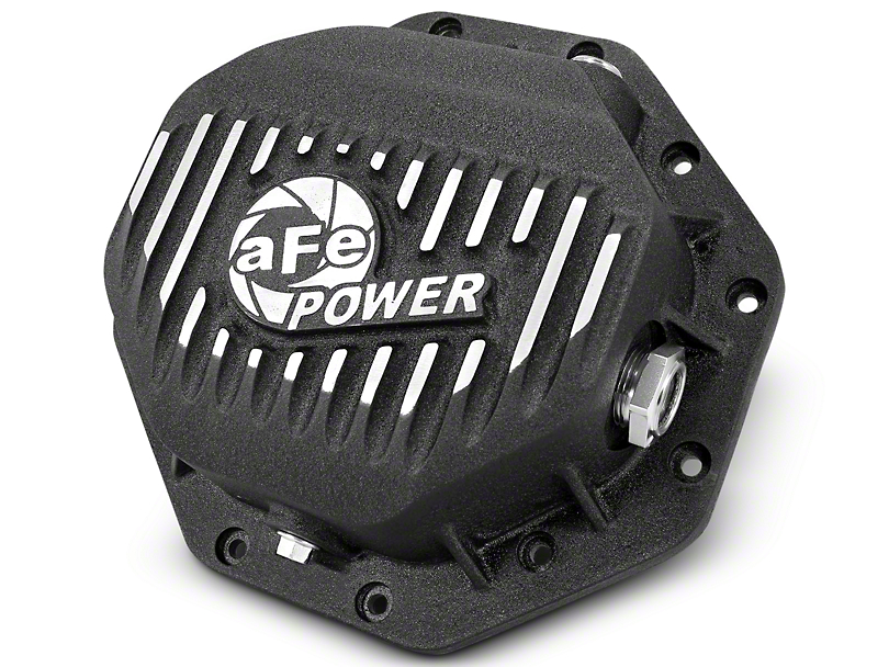 AFE Pro Series Rear Differential Cover - 9.25 in. (02-18 RAM 1500)