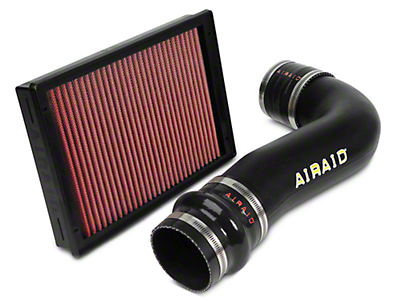 Airaid Jr. Intake Tube Kit w/ SynthaFlow Oiled Filter (02-07 4.7L RAM 1500)