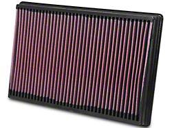 K&N Drop-In Replacement Air Filter (02-21 RAM 1500)