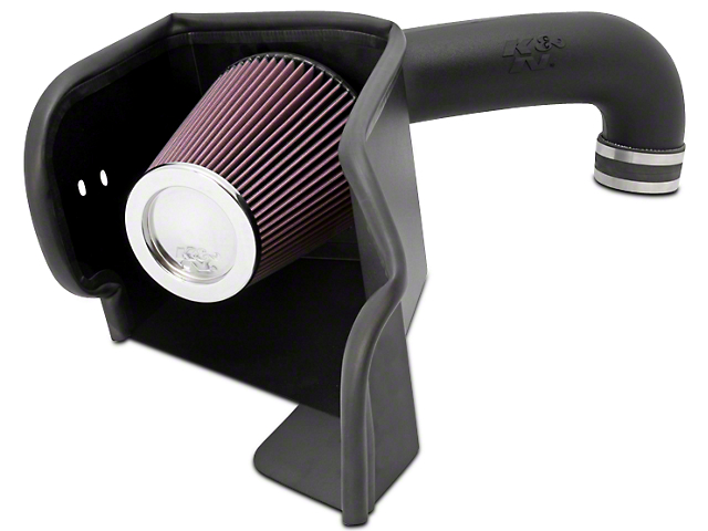 K&N Series 63 AirCharger Cold Air Intake (09-18 5.7L RAM 1500)