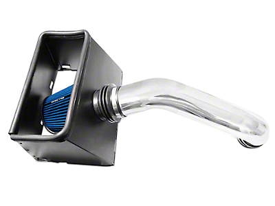 Spectre Performance Cold Air Intake - Polished (09-15 5.7L RAM 1500)