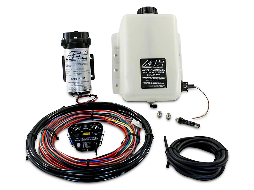 AEM Electronics V2 Water/Methanol Injection Kit for Forced Induction Engines - Standard Controller (02-19 RAM 1500)