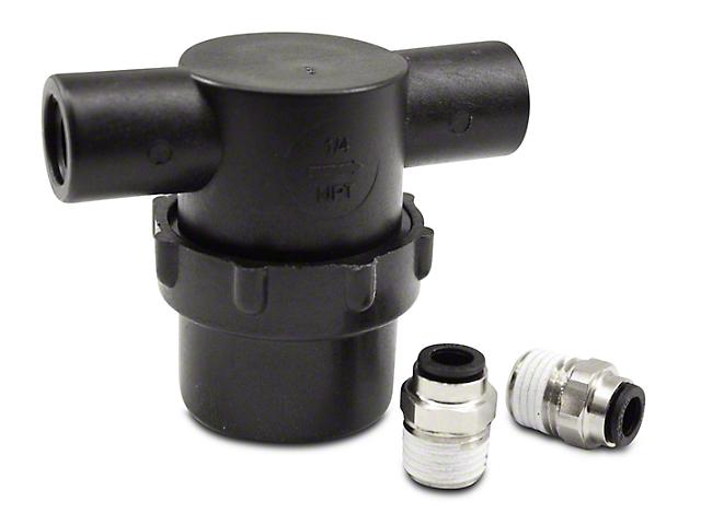 AEM Electronics Water/Methanol Injection Inline Filter (02-19 RAM 1500)