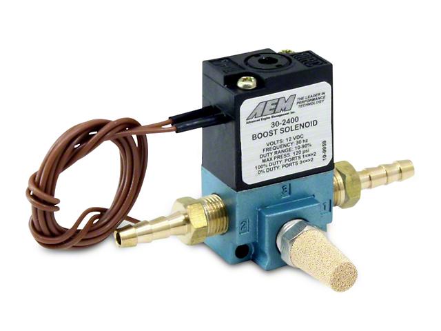 AEM Electronics Boost Control Solenoid Kit (02-19 RAM 1500)