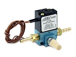AEM Electronics Boost Control Solenoid Kit (Universal; Some Adaptation May Be Required)