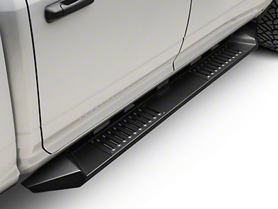 Barricade HD Steel Running Boards - Black (09-18 RAM 1500 Crew Cab)