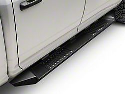 Barricade HD Steel Running Boards - Black (09-18 RAM 1500 Crew Cab)
