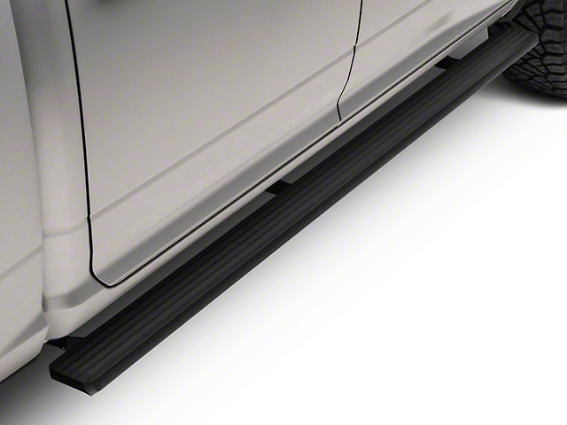 Duratrek I4 Running Boards - Black (09-18 RAM 1500 Quad Cab, Crew Cab)