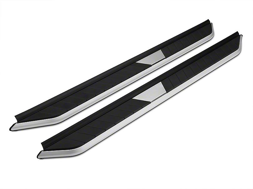 Barricade Pioneer Aluminum Running Boards (02-08 RAM 1500 Regular Cab)