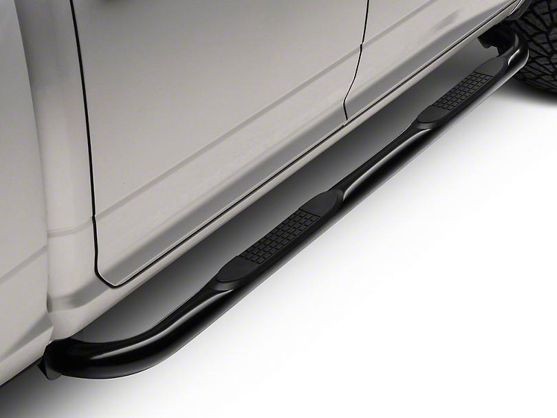 Barricade 3 in. Side Step Bars - Black (09-18 RAM 1500)