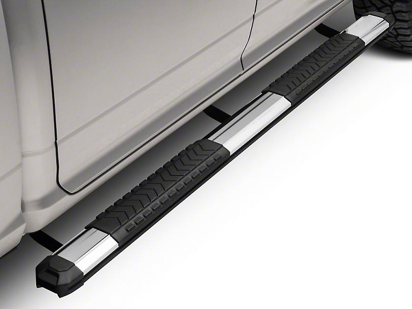 Barricade Saber 5 in. Aluminum Side Step Bars (09-18 RAM 1500 Quad Cab, Crew Cab)