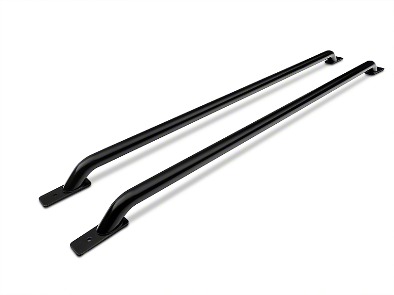 Duratrek Bed Rails - Black (02-18 RAM 1500 w/ 6.4 or 8 ft. Box)