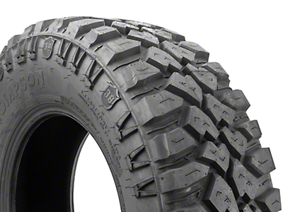 Mickey Thompson Deegan 38 Mud Terrain Tire (Available From 33 in. to 37 in. Diameters)