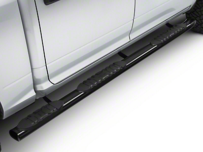 Black Horse Off Road 5 in. Extreme Wheel to Wheel Side Step Bars - Black (09-18 RAM 1500 Crew Cab w/ 5.7 ft. Box)