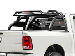 Black Horse Off Road Ram Roll Bar Stainless Rb001ss 09