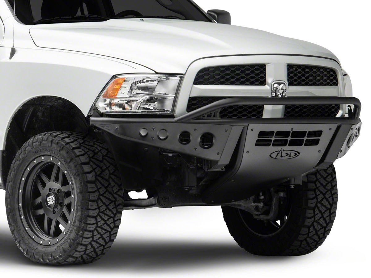 Ram 1500 Bumper >> Addictive Desert Designs Stealth Front Bumper 09 18 Ram 1500 Excluding Ecodiesel Rebel