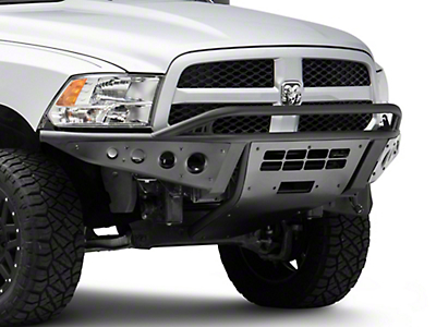 Addictive Desert Designs Stealth Front Bumper w/ Winch Mount (09-18 RAM 1500, Excluding EcoDiesel & Rebel)