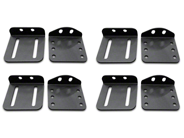Addictive Desert Designs Hard Top Pivot Roof Mount Kit for MaxRax Roof Rack