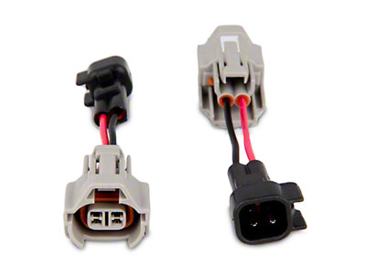 Fuel Injector Clinic Denso to USCAR/EV6 Adapters (03-18 5.7L RAM 1500; 08-13 4.7L RAM 1500)