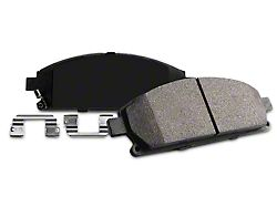Power Stop OE Replacement Brake Rotor and Pad Kit; Rear (02-18 RAM 1500)